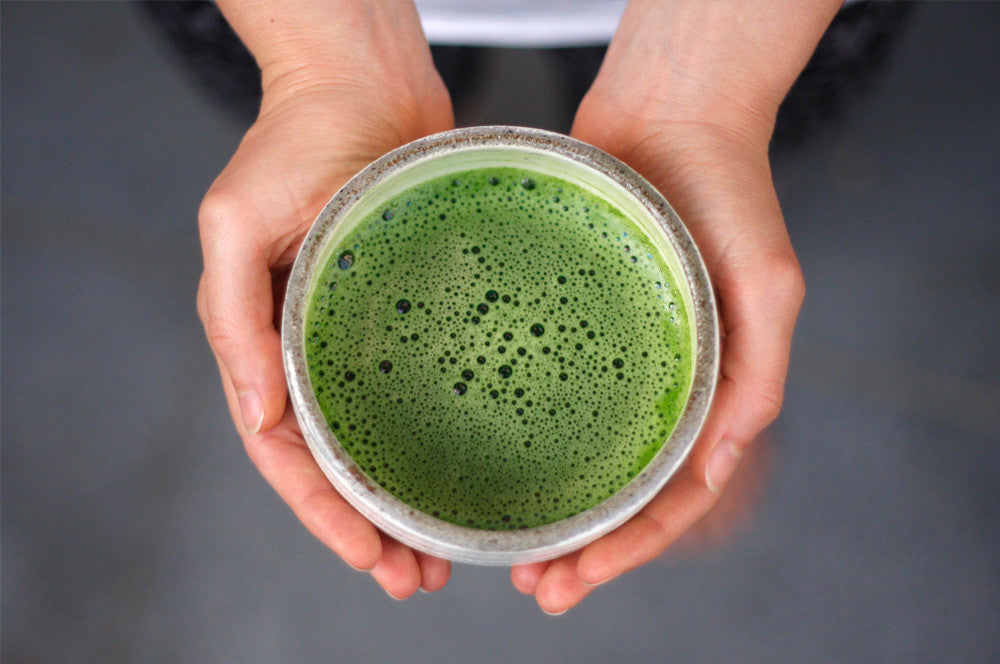 Is Matcha Healthier Than Steeped Green Tea?