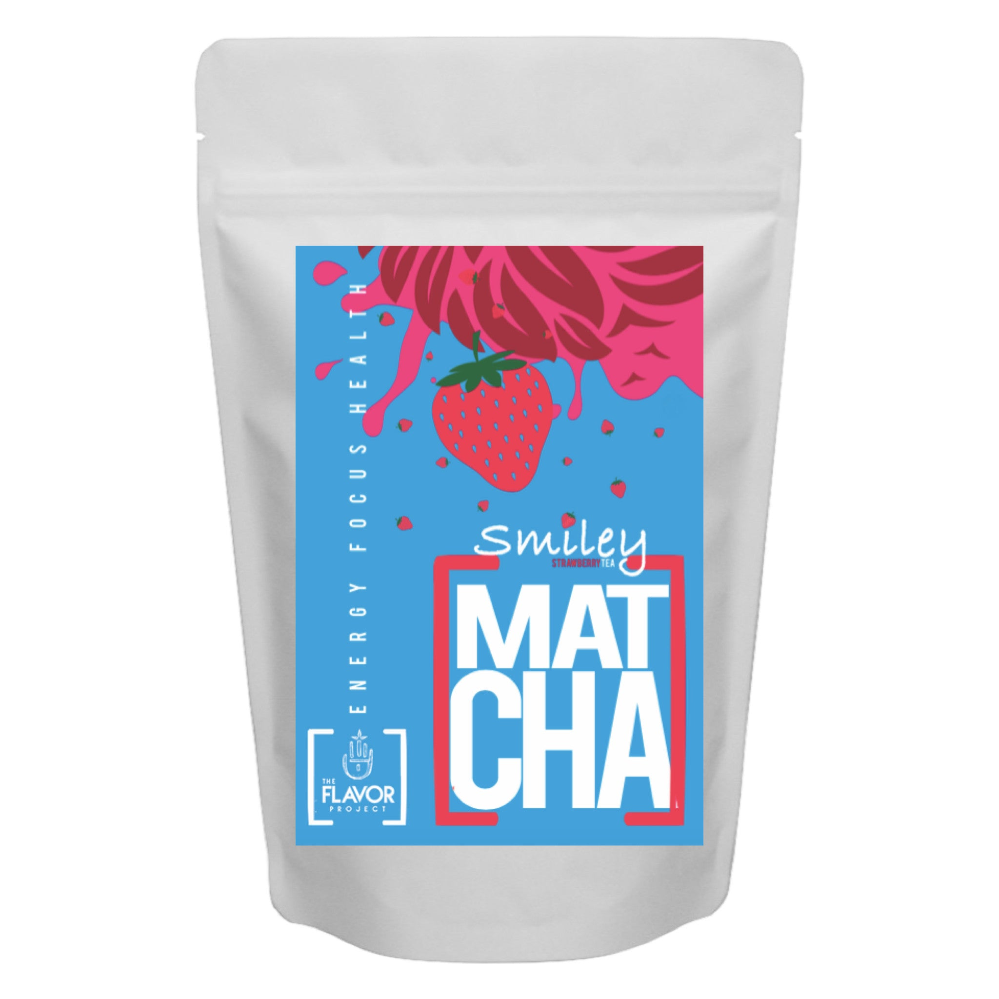 Strawberry Matcha Green Tea | The Flavor Project