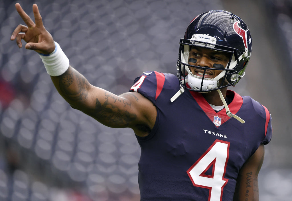Texans Are Ready To Start The Watson Era