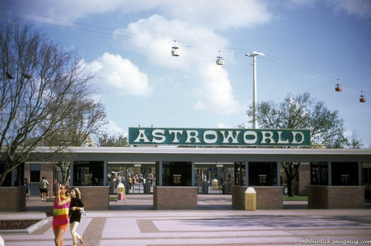 MUST SEE PICTURES AND VIDEO of AstroWorld! AstroWorld Documentary!!