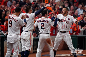 Astros Crush Their Way To A 13-12 Win!