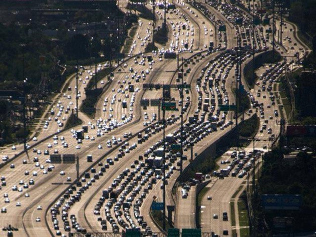 TXDOT PLANS TO EASE ROAD CONGESTION IN GREATER HOUSTON AREA WITH 8 DIFFERENT WAYS!