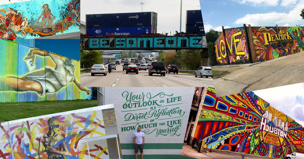 top 6 graffiti murals in houston it s a houston thing houston we have a new mural quot greetings from houston