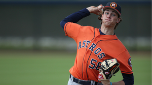 Astros Land 3 Prospects In MLB's Top 100 Prospects List
