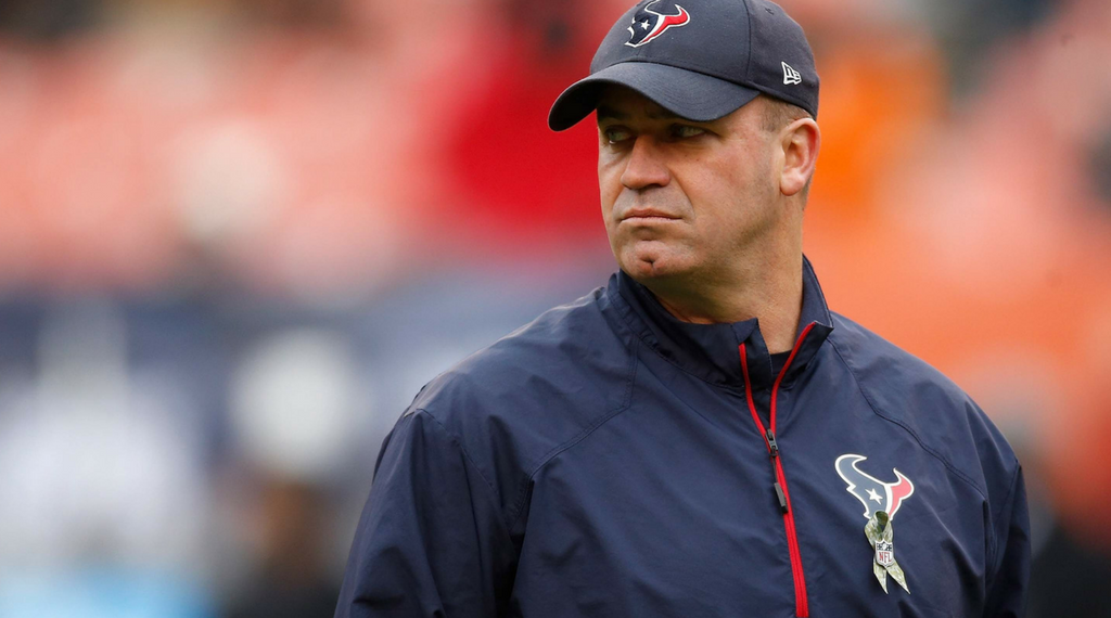Report: Texans Have Long-Term Deal Set With O'Brien
