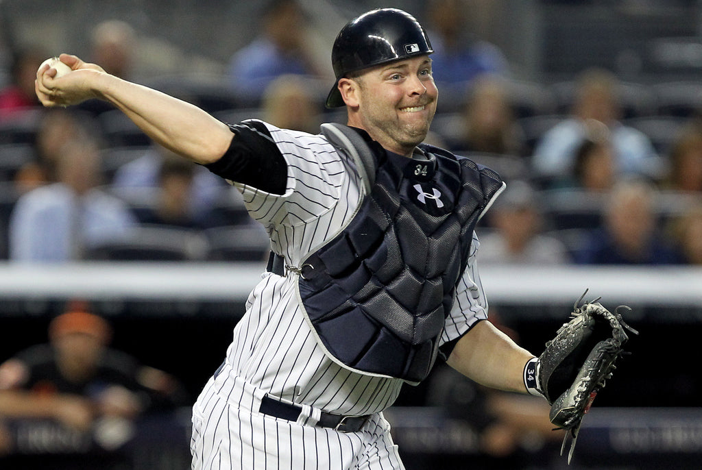 The Astros have acquired C Brian McCann from the Yankees