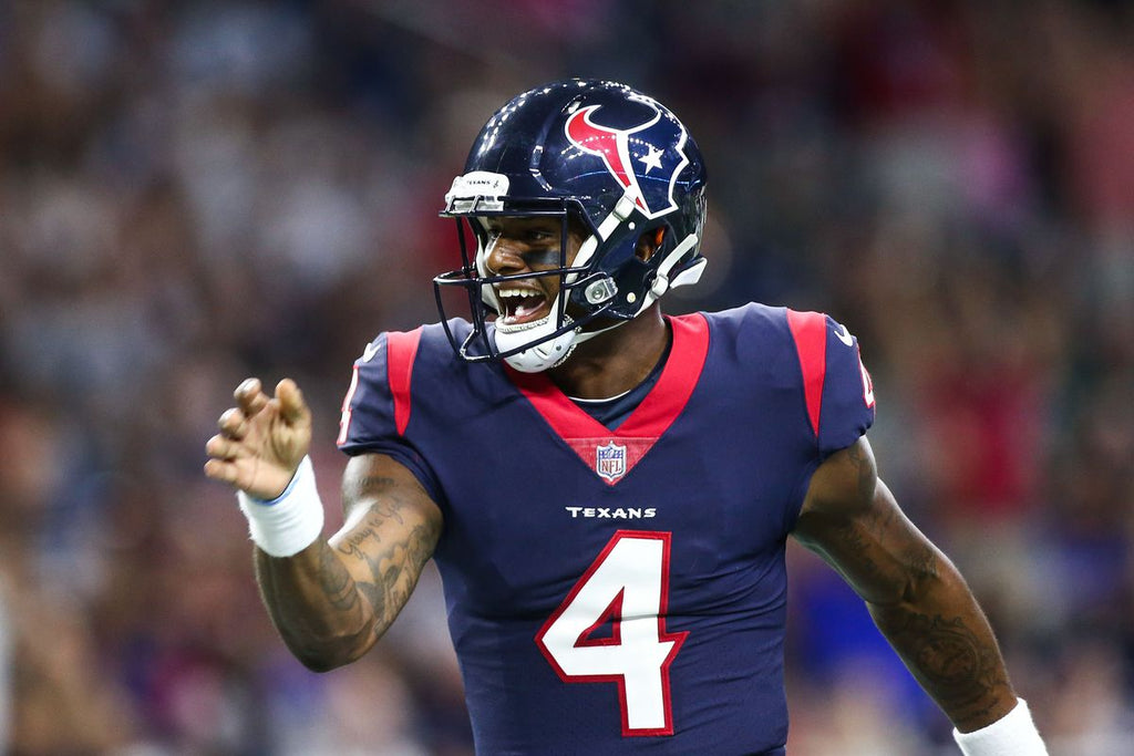 SOURCES: Deshaun Watson to start Thursday against the Bengals