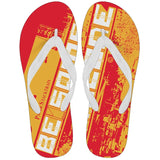 "Women's Throwback ""Be Someone"" Sports Flip Flops"