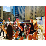 Aloft Hotel has terminated the contract! SUNDAY FUNDAY Aqua at Aloft Hotel Downtown Rooftop Pool Party