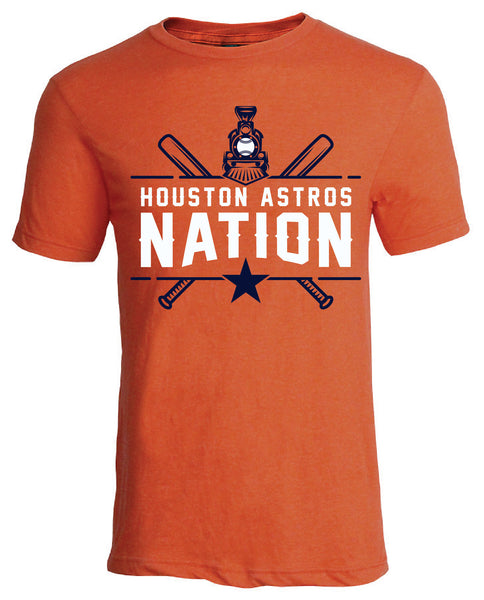 Houston Astros Nation Shirts & Hoodies