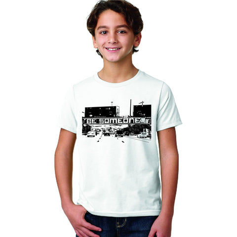 "Youth - Short Sleeve ""Be Someone"" T-Shirt"