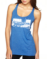"Ladies ""Be Someone"" Triblend Racerback Tank"