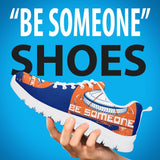 "Throwback Baseball ""Be Someone"" Shoes (Men, Women, Kid)"