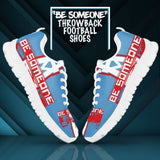 "Throwback Football ""Be Someone"" Shoes (Men, Women, & Kid)"
