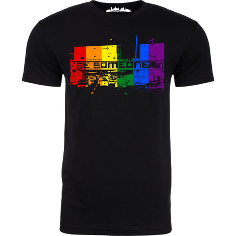 "Houston Pride ""Be Someone"" Short Sleeve"