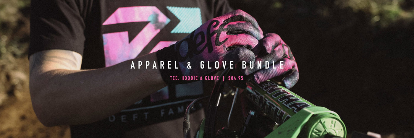 Apparel & Gloves Bundles