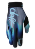 deft family motocross mtb bmx glove catalyst blast blue front