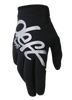 deft family motocross mtb bmx glove eqvlnt cold weather black front