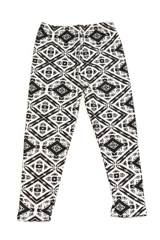 Black Diamond Leggings
