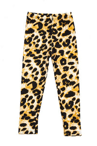 Cheetah Leggings