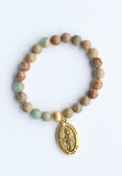 Gold Saint Jude Bracelet (More Options)