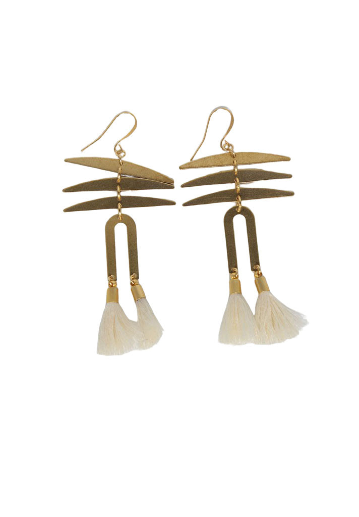 Gigi Tassel Earrings