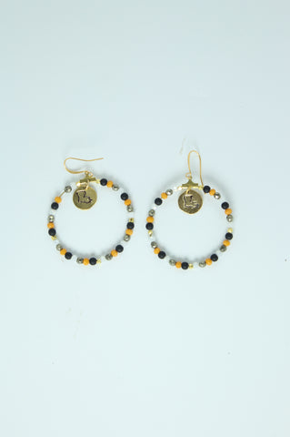 Doubloon Louisiana Spirit Earrings