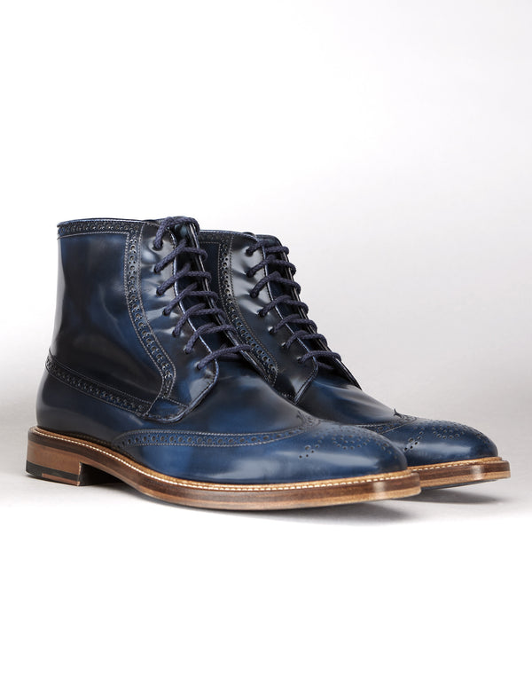 Bossman Cosmos Blue Boot