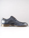 Fulton Shoe - Blue