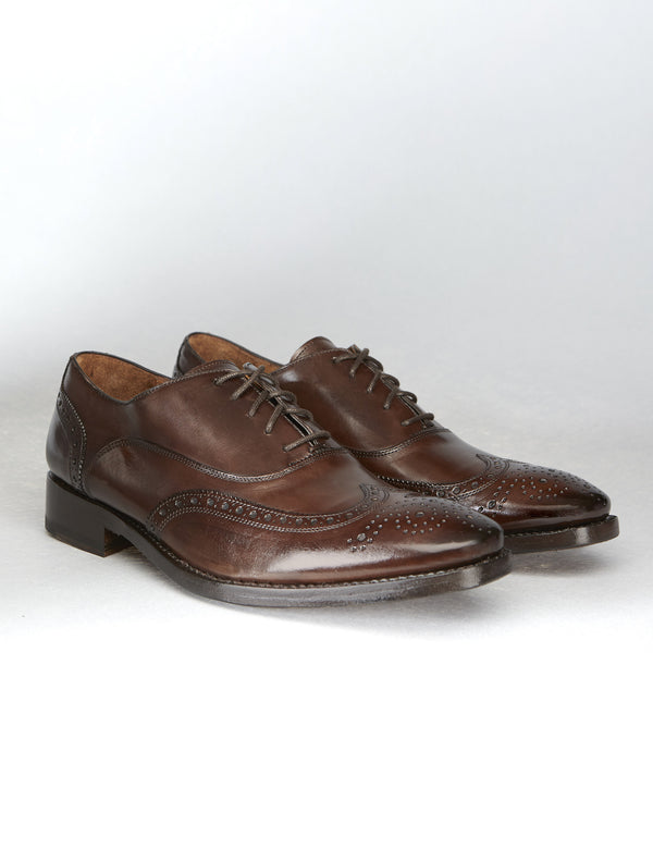 Sullivan Dark Brown Shoe