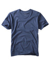 Indigo Blue V-neck t Shirt