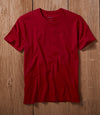 Cardinal Red V-neck t Shirt