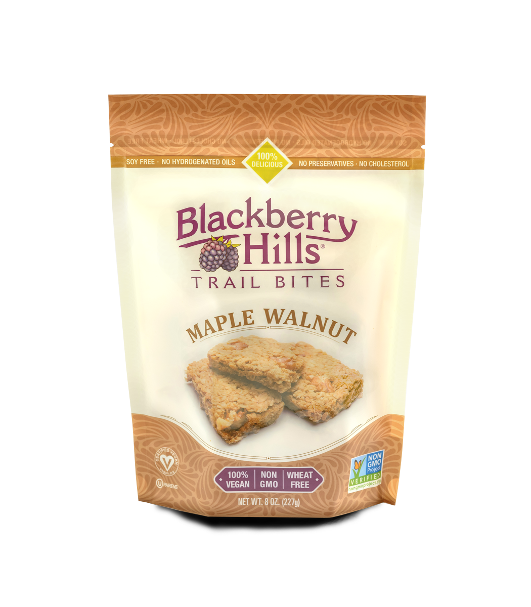 Maple Walnut Trail Bites