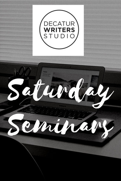 Saturday Seminar: Self-Publishing 101
