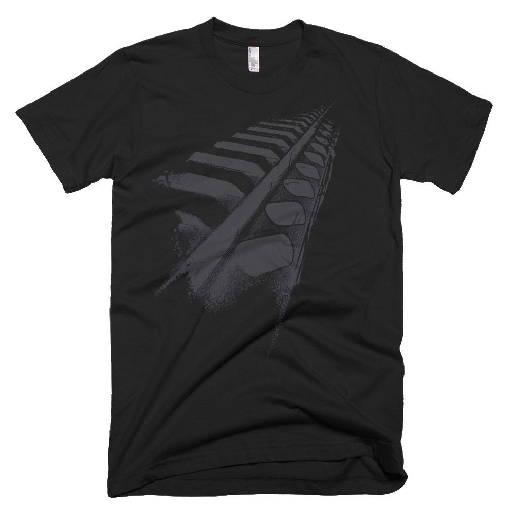 Spotlight - The Rail - Black - Black Rifle Garb - AR15 t-shirt