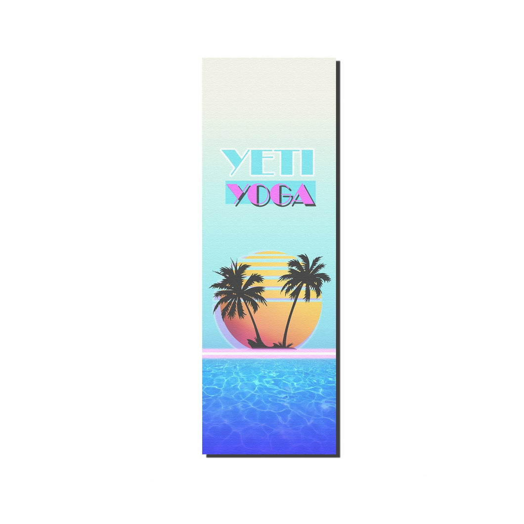 The Tubular Yoga Mat - Yoga Mat - Yeti Yoga Co. - cotton excercise fitness fitness product health