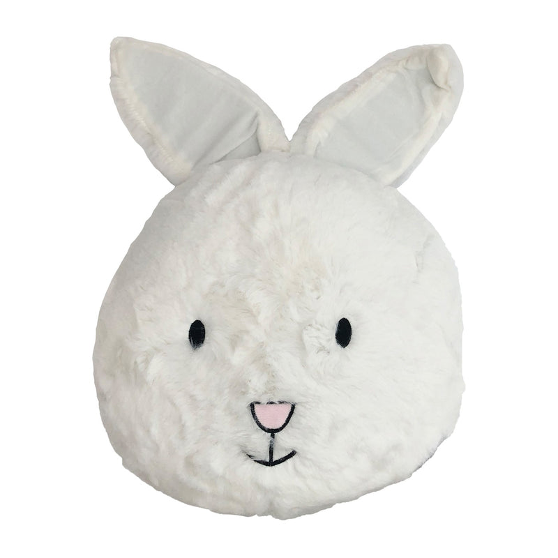 KIDS LAPIN CUSHION - WHITE 43 X 30CM