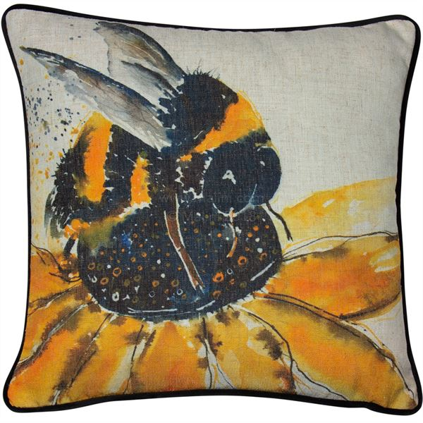 BERTY CUSHION - MULTI 45 X 45CM