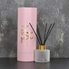 Candlelight Glow Getter Reed Diffuser in Gift Box Pear Flower Scent 150ml
