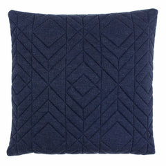 D - CONRAN CUSHION - DENIM 45 X 45CM