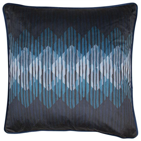 HENRIK CUSHION - BLUE 45 X 45CM