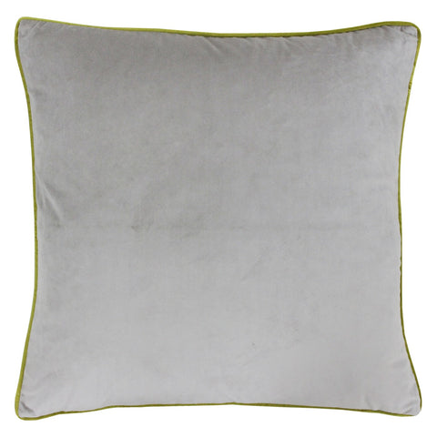 D - MERIDIAN CUSHION - BIRCH / MOSS 55 X 55CM