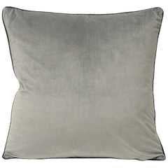 MERIDIAN CUSHION - DOVE/CHARCOAL 50 X 50CM