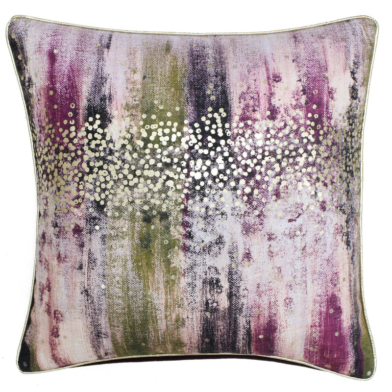 MONET CUSHION - DAMSON 50 X 50CM