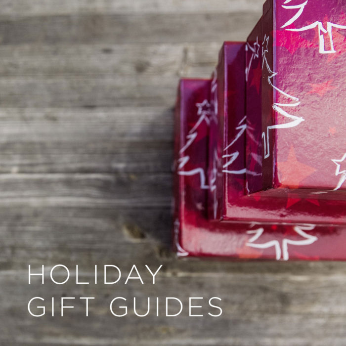 Holiday Gift Guides!
