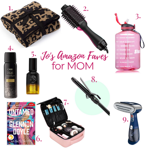 Jo's Amazon Favourites Mother's Day gift guide 2021 from Uni+Koncept