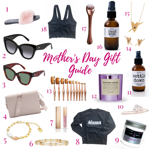 UniKoncept Lifestyle boutique Mother's Day gift guide 2021