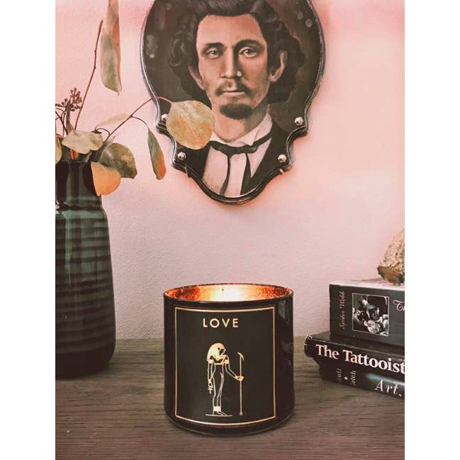 Spit Fire Girl - Love Potion Candle