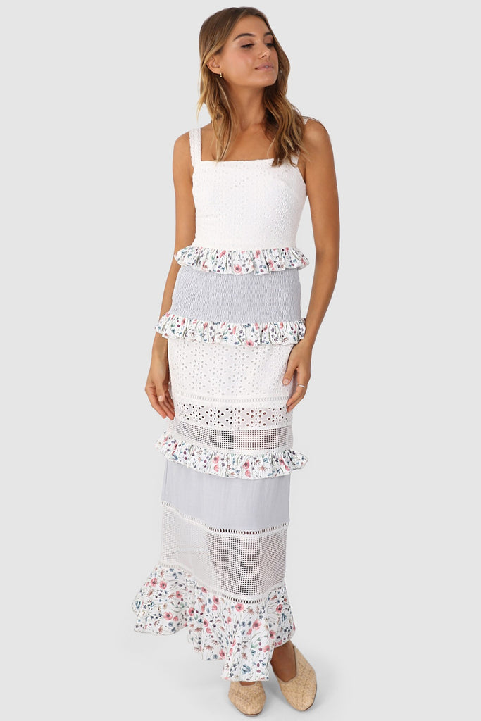 Lost in Lunar - Florance Maxi Dress
