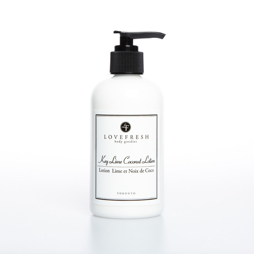 Key Lime Coconut Lotion